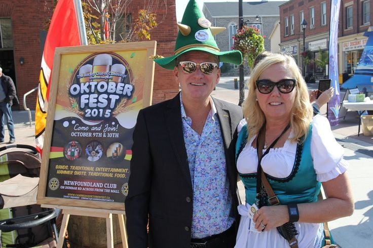 They loved it so much last year, they were back this year! #oktoberfest2016