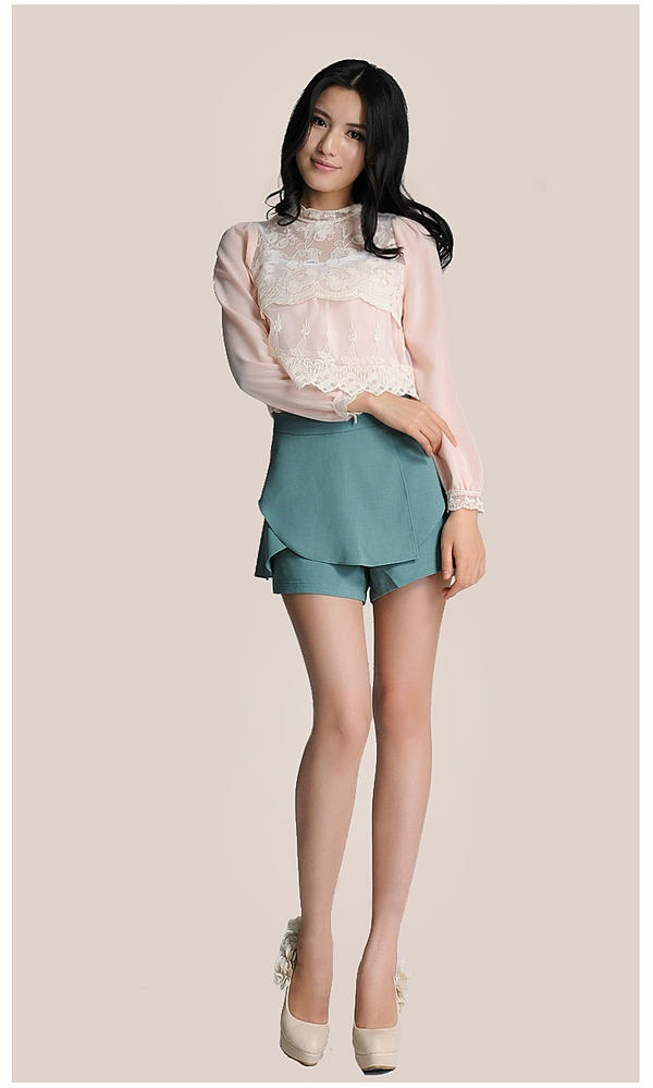 Yesstyle skort | Clothes Before Hoes | Pinterest