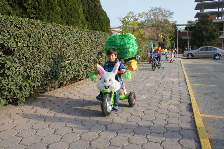 Desfile de primavera - Instituto Mater
