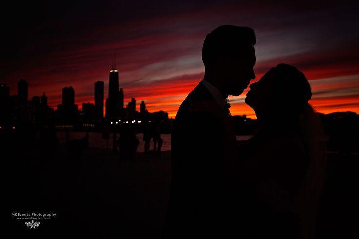 Downtown Chicago Wedding