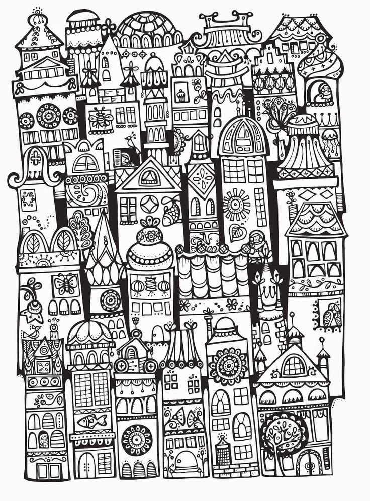 173 Best Images About Coloring For Grownups Amp Kids On