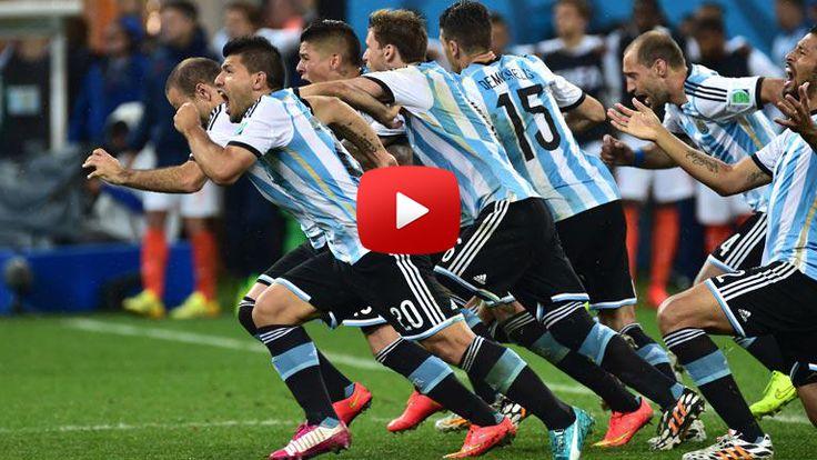 (Video) Revive la insólita definición de penales entre Argentina y Colombia - Oye Juanjo!