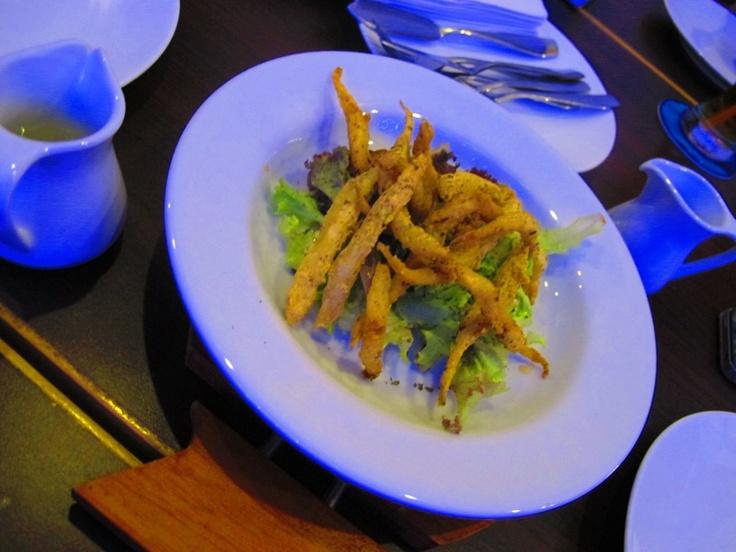 fried fish @ Fish phnom penh