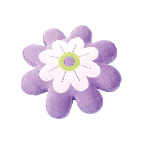 Poduszka FLAT kwiatek fioletowy #pillow #purple #flower #kids #dream #gift #prezent  http://www.mojebambino.pl/poduszki-i-przytulanki/6845-poduszka-flat-kwiatek-fioletowy.html