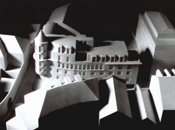 Edificio residenziale città di Bolzano. - Aleph