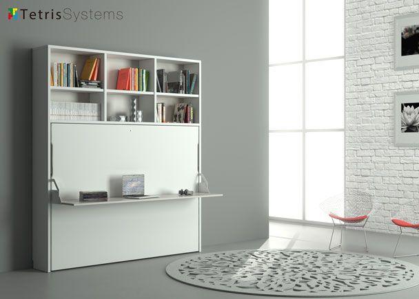 M s de 1000 ideas sobre camas abatibles en pinterest escritorio dormitorios juveniles y - Mobiliario juvenil barcelona ...