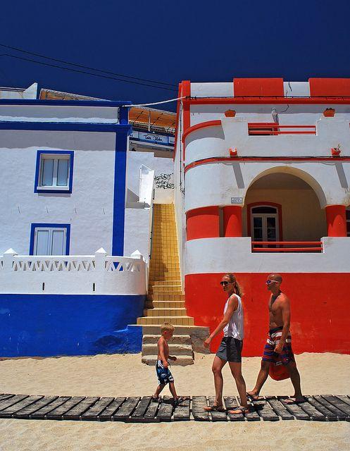 La contraria (llevando)   Algarve