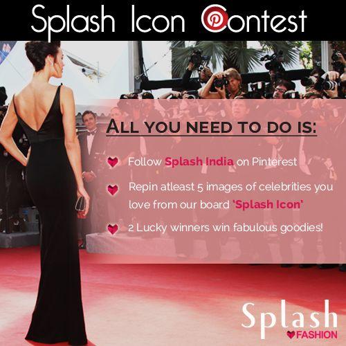 Splash Icon #contest!