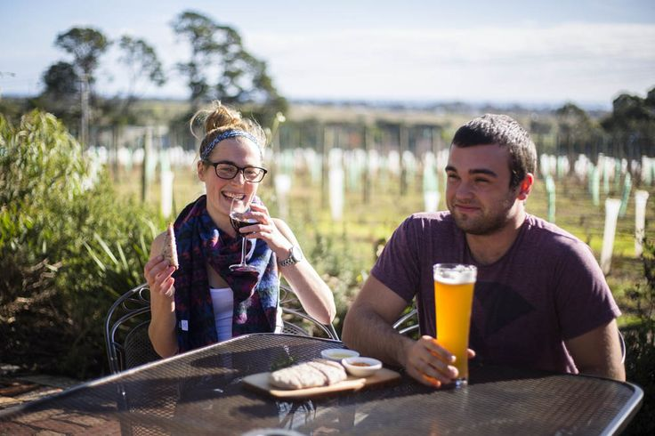 Eat…What about a different #winefoodfarmgate experiences.  A little bit off the beaten track, but worth the effort; Hickinbotham of Dromana #winefoodfarmgate #morningtonpeninsula