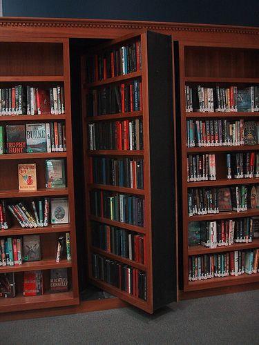 Bookcase or Door?