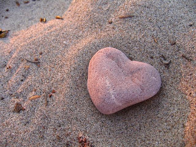 Heart Rock - Centre Island, Ontario #GILOVEONTARIO