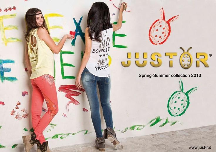 #justor #justr #ss13 #fashion #madeinitaly