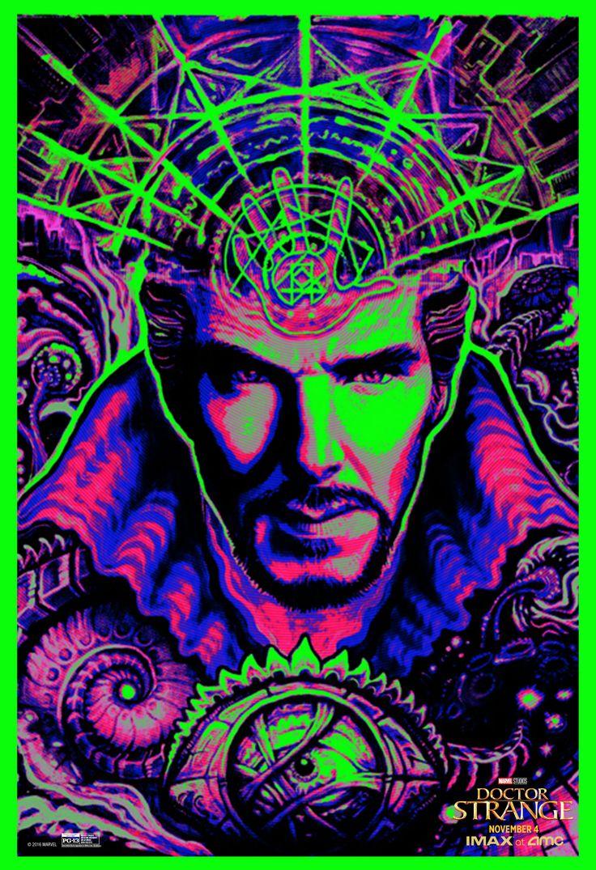 Espectacular poster de Doctor Extraño