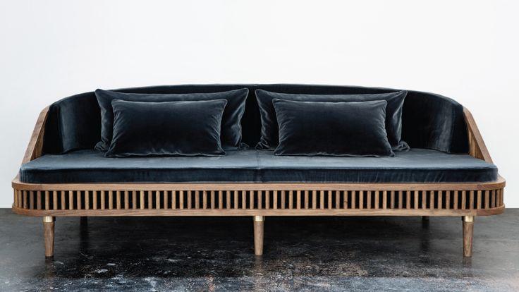 Sofa, KBH Dedar fra København Møbelsnedkeri