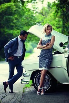 My Fashion Wishlist: Gant by Michael Bastian Ad