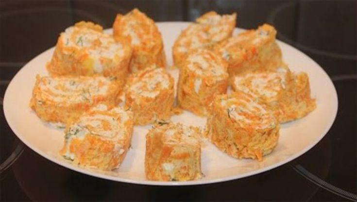 """Cel mai gustos aperitiv """"Gingășie"""". Va arăta extraordinar pe masa festivă! - Bucatarul"""