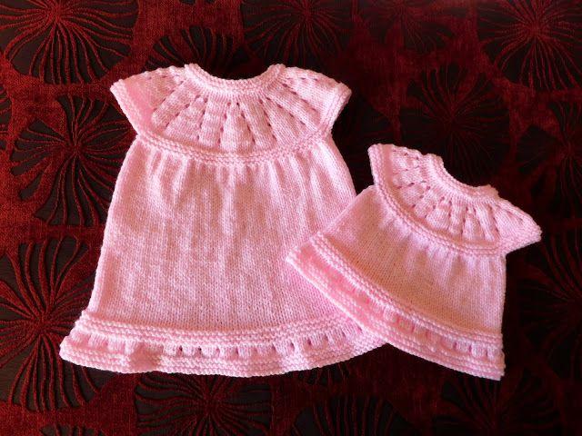 Lazy Daisy All-in-One Baby Dress (marianna's lazy daisy days)
