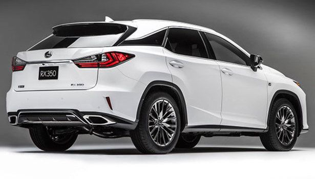 2016 lexus rx release date and price. Black Bedroom Furniture Sets. Home Design Ideas