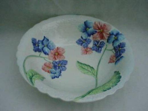 Rare Hydrangea bowl