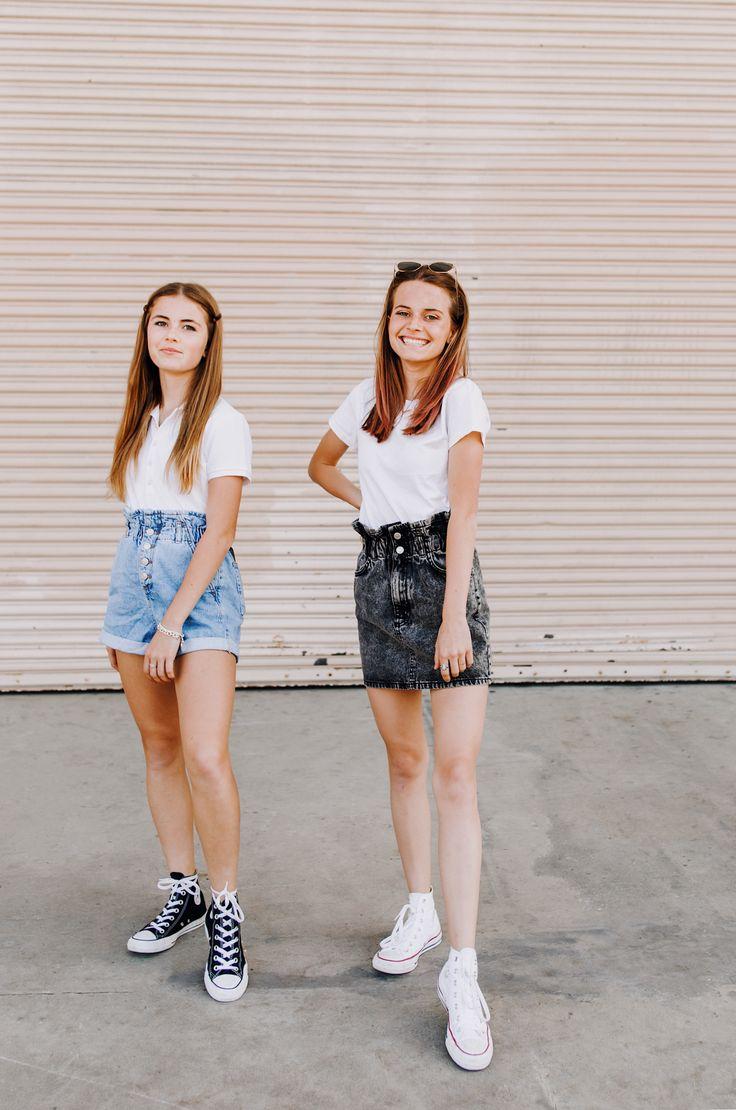 Early teen fashion