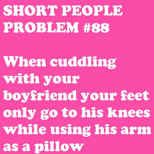 Dating a tall guy problems