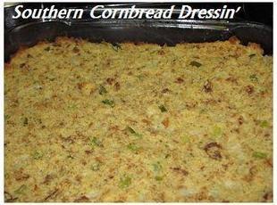 Southern Cornbread Dressing Recipe | Just A Pinch Recipes