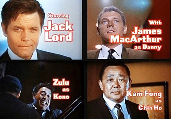 Hawaii Five-O is an American police procedural drama series produced by . Set in Hawaii,  1968 to 1980 Starring	Jack Lord  James MacArthur  Kam Fong  Zulu  Al Harrington  Herman Wedemeyer  William Smith  Sharon Farrell  Moe Keale