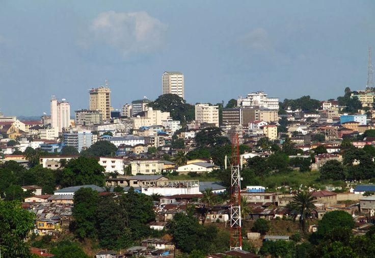 Freetown | Capital de Serra Leoa