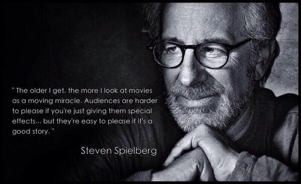 Steven Spielberg - Film Director Quotes