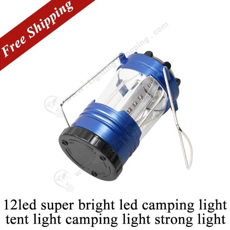 12led super bright #led #camping #light, tent light, camping light, strong light flashlight, click >>>http://www.lightingshopping.com/12led-super-bright-led-camping-light-tent-light-camping-light-strong-light-flashlight.html