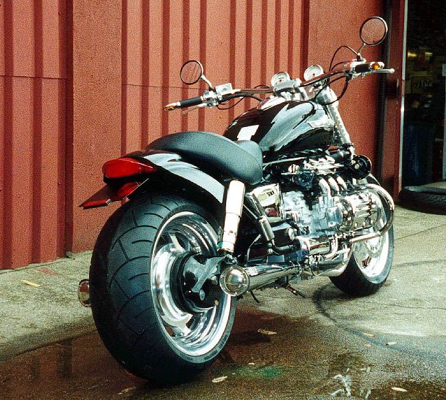 honda valkyrie custom - Google Search