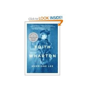 Edith Wharton biography by Hermione Lee