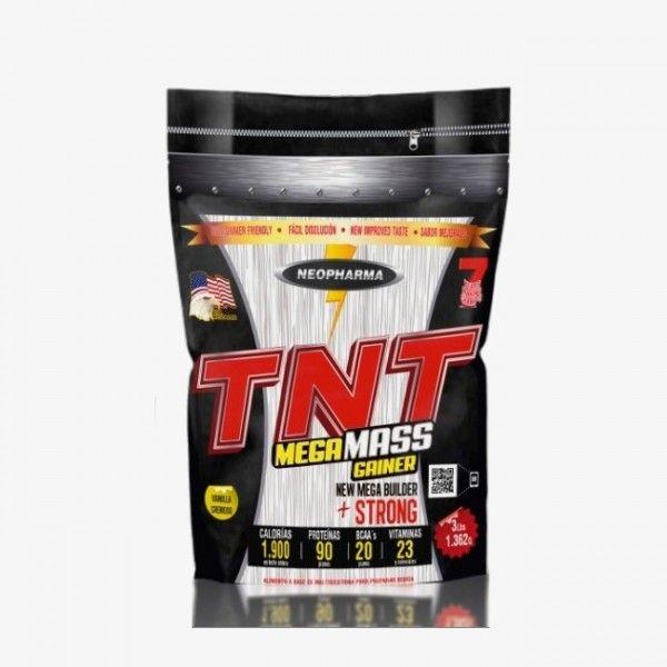 TNT mega gainer