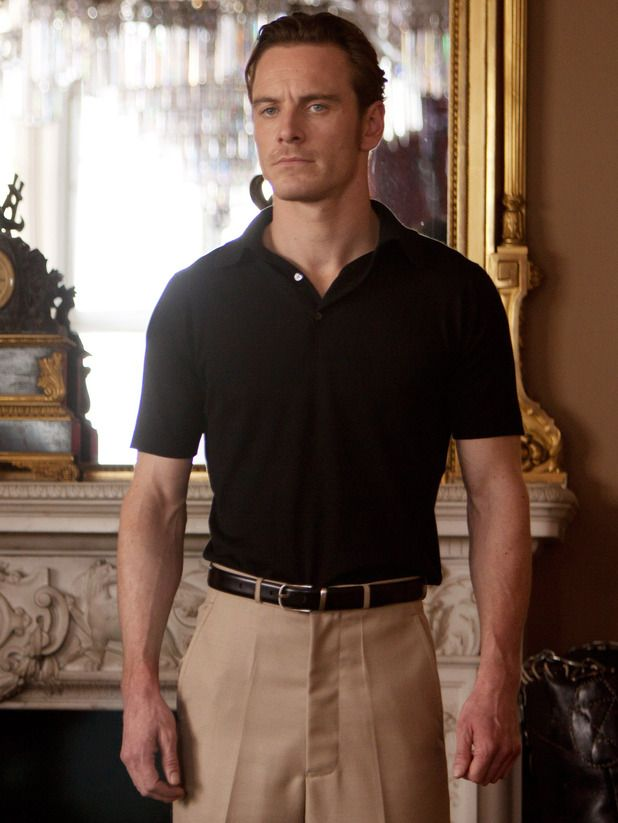 Michael Fassbender (Magneto)---My new favorite villain, for all the wrong reasons :)