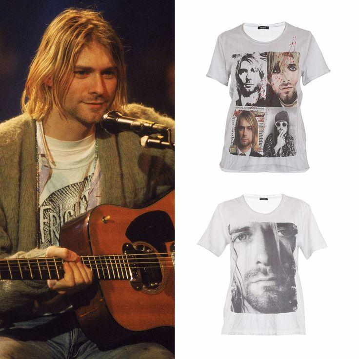 Hafta sonunda Kurt Cobain'in rahat grunge tarzı http://blog.stylup.com/?p=412