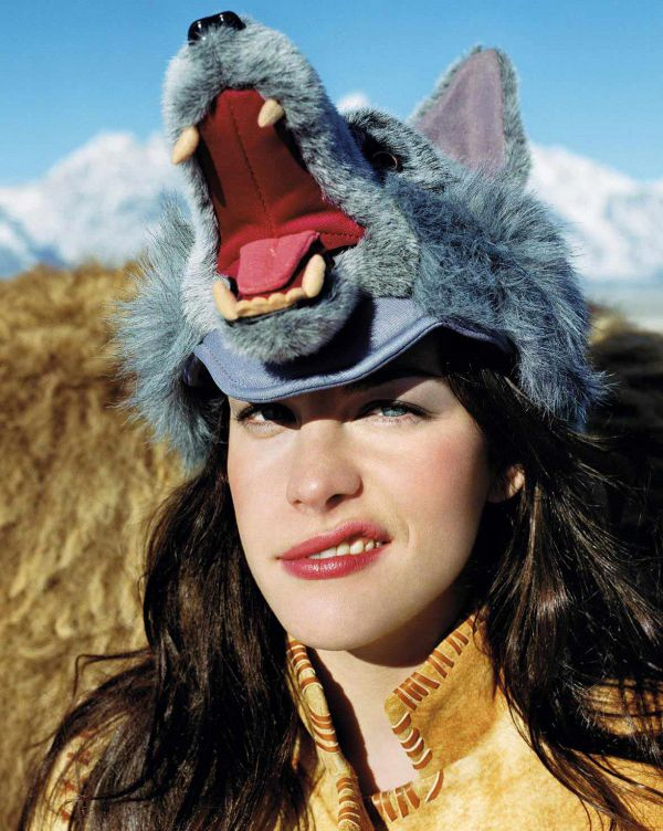 Liv Tyler photographed by Ruven Afanador