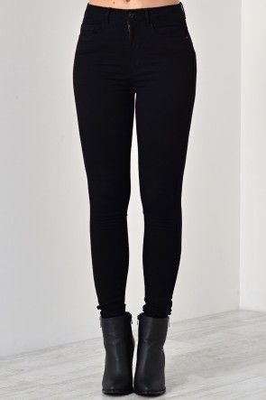 Royal High SK Jeans in Black