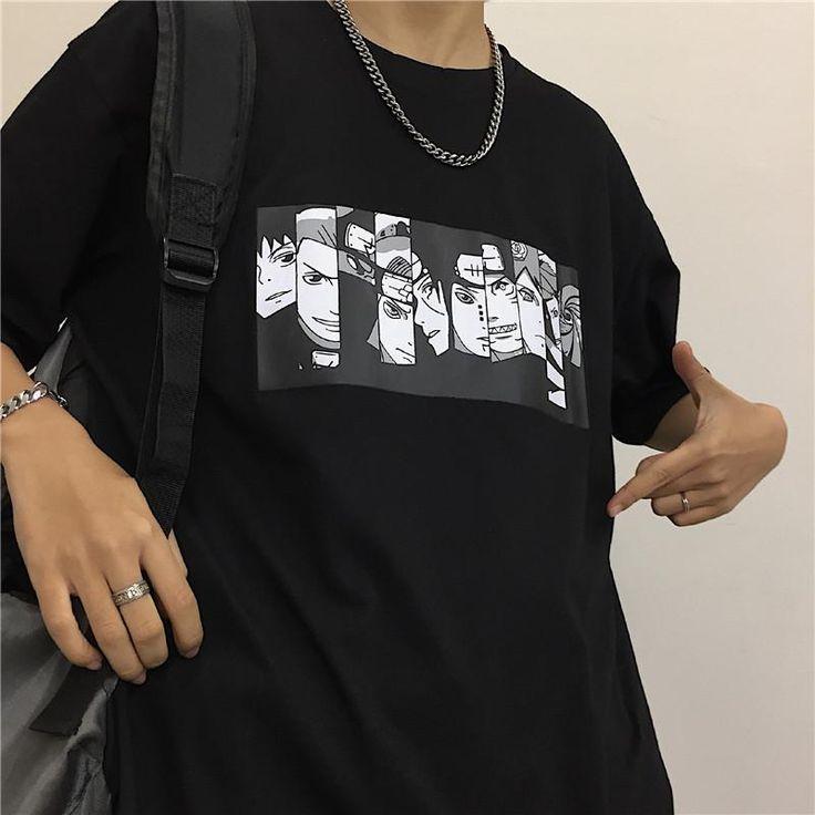 18++ Anime aesthetic clothing websites inspirations