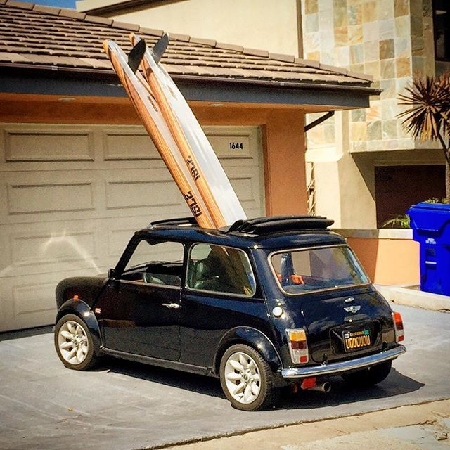 It's not the size, it's how you use it ___________________________________________________________________ #sizematters #mini #minicooper #british #uk #surf #surfboard #cars #carsandcoffee #carsofinstagram #carswithoutlimits #carporn #lajolla #sandiego #california #socal #socalsupercarsightings #beach #concours #lajollalocals #sandiegoconnection #sdlocals - posted by   https://www.instagram.com/socal_supercar_sightings. See more post on La Jolla at http://LaJollaLocals.com