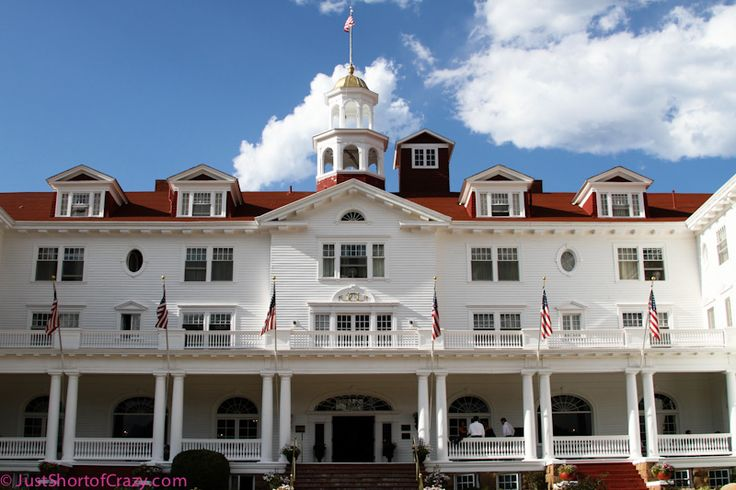 The Stanley Hotel - Estes Park, CO Definitely haunted, definitely going back there someday!
