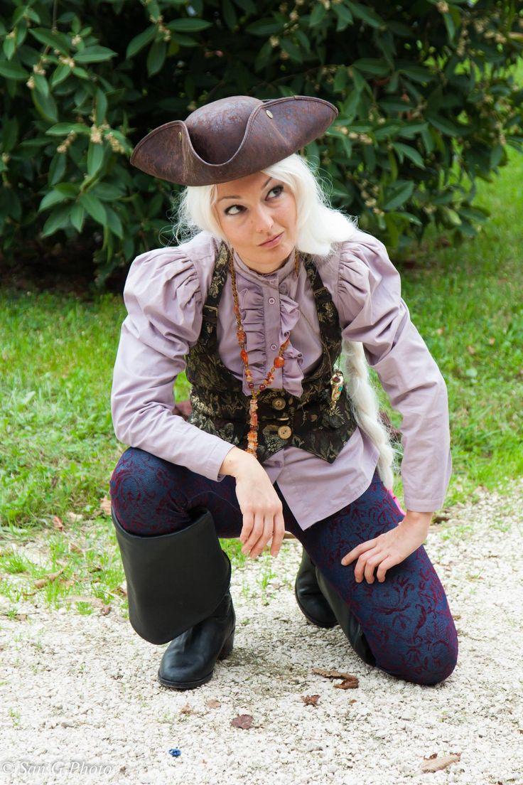 She's a Pirate! ©Gabriel Sandrine Photo