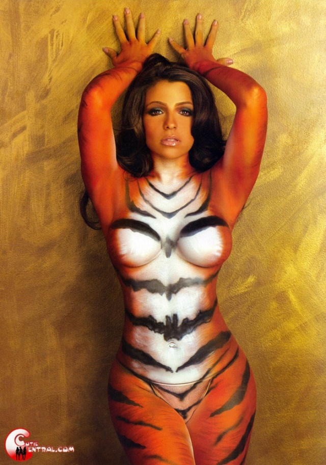Best fetish images on pinterest body paint body painting
