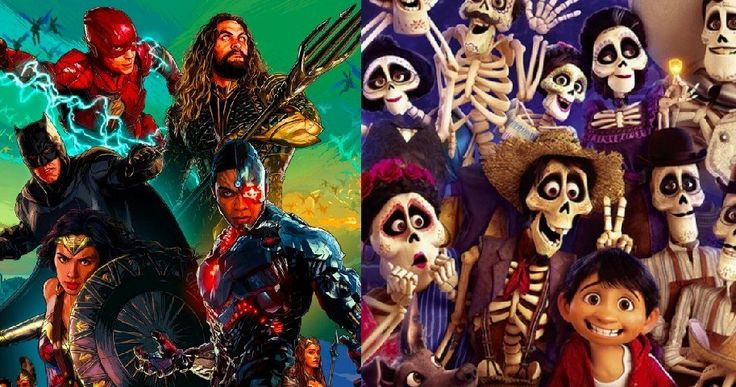 Can Coco Conquer Justice League at the Thanksgiving Box Office? -- Disney Pixar's Coco is the only movie to open in wide release this weekend, with Roman J. Israel, Esq. expanding nationwide. -- http://movieweb.com/coco-movie-pixar-justice-league-box-office-predictions/