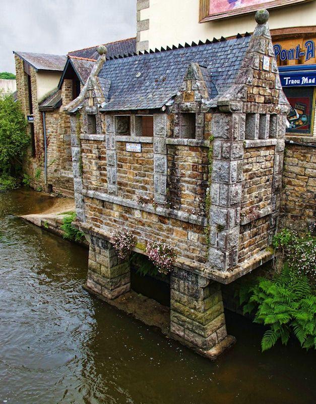 Pont Aven, Brittany, France