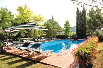 Foto  Park Hotel Chianti *** - Tavarnelle Val di Pesa, Italië -