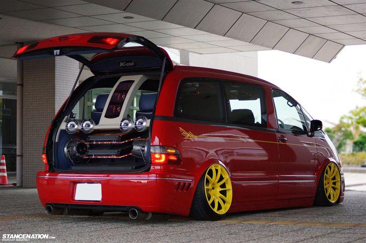 VIP Japan Toyota Estima Lucida (12)