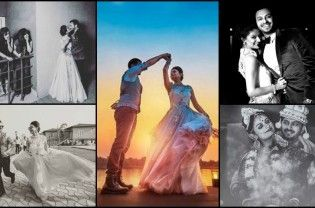 Seems like TV star Dimpy Ganguly is on cloud nine after getting hitched second time. Dimpy tied the knot with Dubai based businessman Rohit Roy in November last year. She recently took to social media and posted some of the most jaw-dropping images from her black & white wedding photoshoot. There is no denying the fact that the newly-wed duo...  Read More
