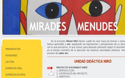 Mirant Miró