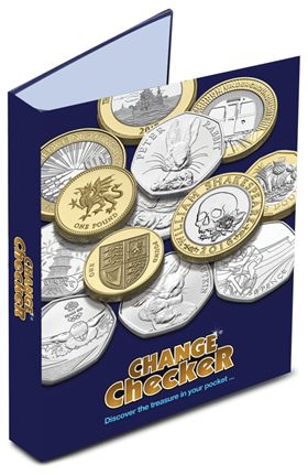 Change Checker - Discover the treasure in your pocket - Change Checker