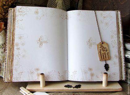 Кулинарные книги ручной работы. Кулинарная книга. Кулинарная симфония Елены…